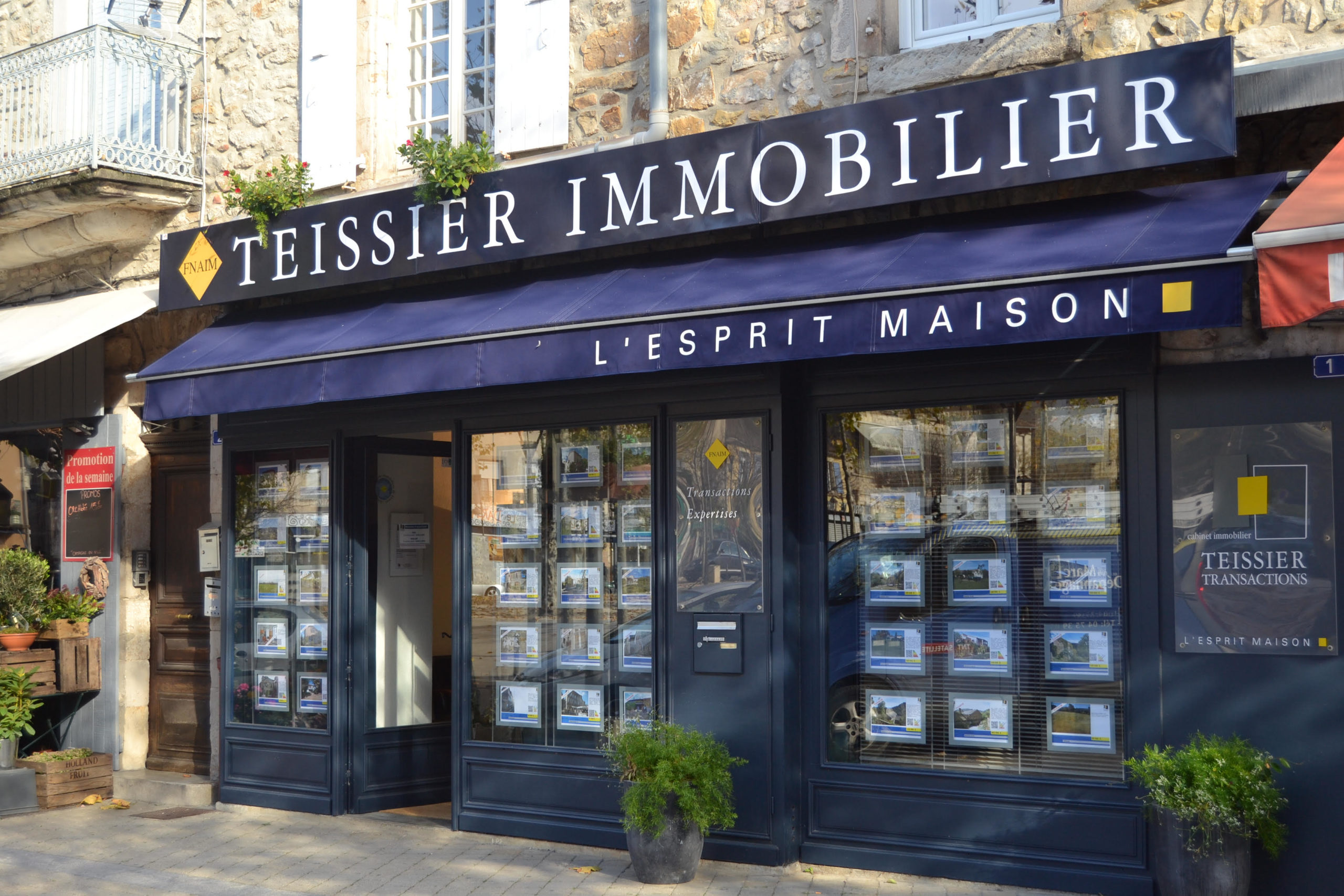 Agence Teissier Immobilier