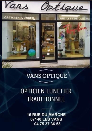 Vans Optique