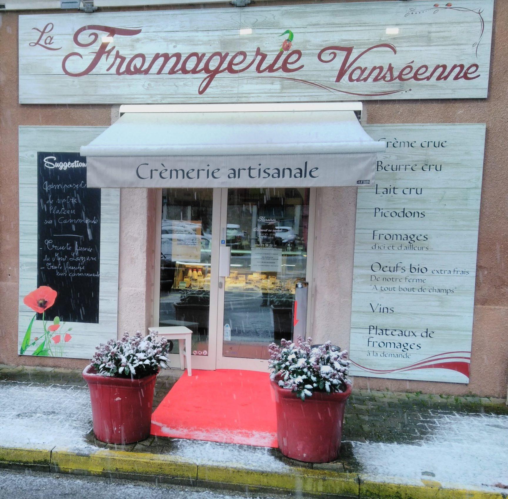 La Fromagerie Vanséenne